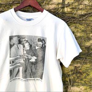 Rare Vtg Lee Harvey Oswald Band Jack Ruby Tee